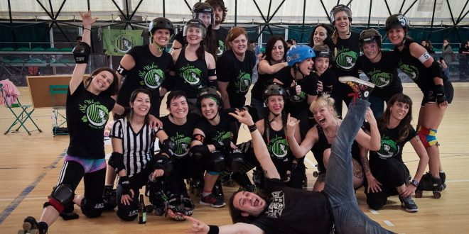 She Wolves – Roller Derby Roma