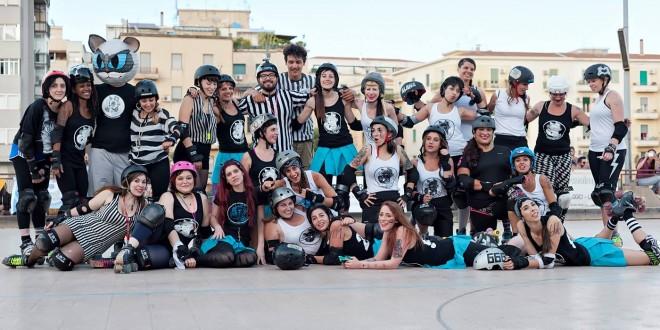 Poison Kittens – Roller Derby Palermo