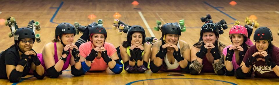 Ash Kickers – Roller Derby Sigonella