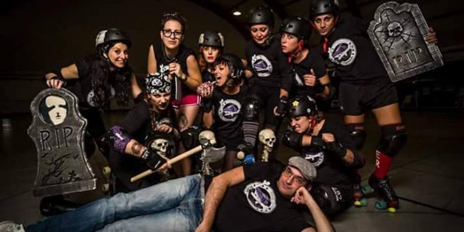 Bone Choppers – Roller Derby Firenze