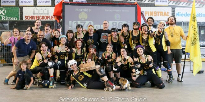 Harpies – Roller Derby Milano