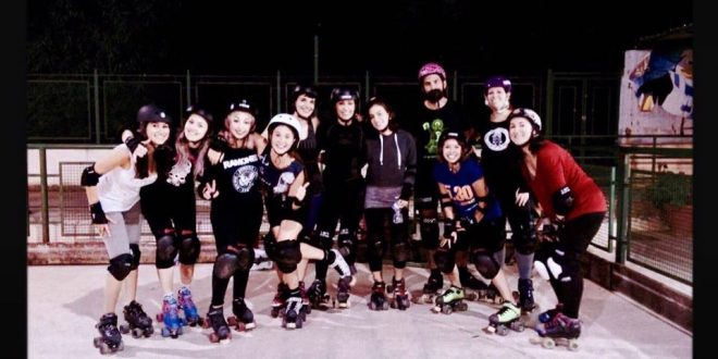 Holy Roses – Roller Derby Palermo