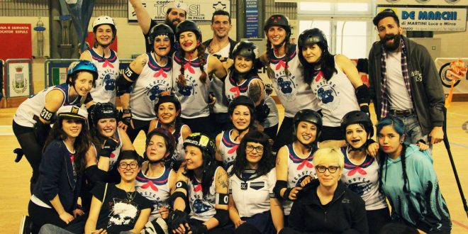 Seasters – Adriatic Roller Derby League