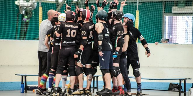 Arriva la Wood Gang: la prima squadra maschile italiana!