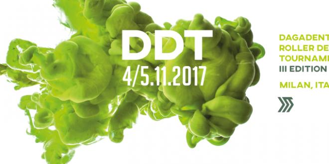 Annunciata l'edizione 2017 del DDT – Roll Line Cup!