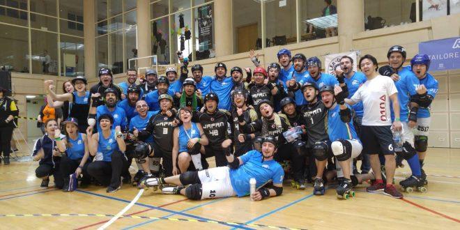 Men's Roller Derby World Cup – resoconto della terza giornata