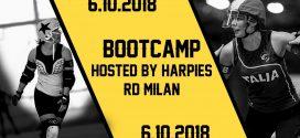4 cose che dovreste farvi insegnare al bootcamp delle Harpies