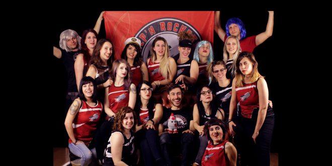 Alp 'n' Rockets – Roller Derby Bolzano