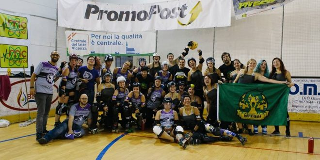 Banshees e Anguanas in televisione!