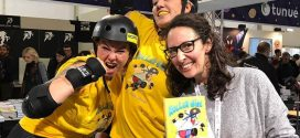 Il roller derby a Lucca Comics!