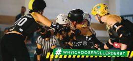 #WhyIchooseRollerDerby: la campagna delle Banshees