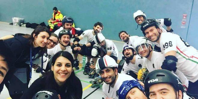 Il Team Italy maschile arriva secondo alla Nations Cup