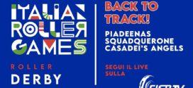 Tutti i video delle partite degli Italian Roller Games 2021